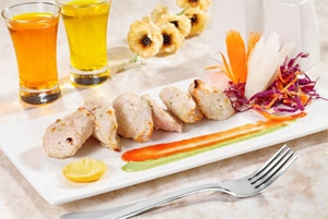 Kebabs - Murg (Chicken)